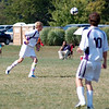 2010 Freshman Soccer vs Fairfield : Photos by Dave Herdeman