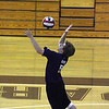 2010 Varsity Volleyball vs. Roger Bacon :
